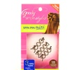 Goody Simple Styles Dark Hair Spin Pin Mini - 3 Pcs.