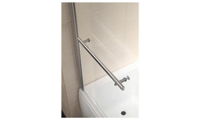 Pivot Radius Framed 55 Quot X31 Quot Bath Tub Shower Door 1 4