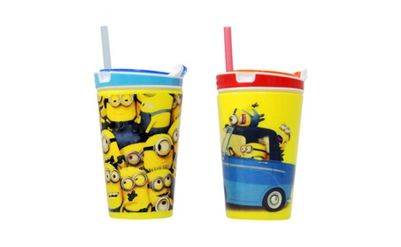 Feeding 2 in 1 Snack & Drink Cup Great For Travel eb5f44e9-6ce0-4c1e-8b39-3220df74e510