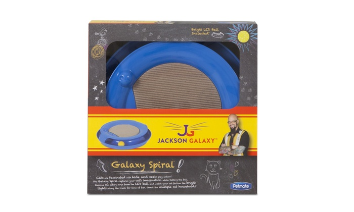 Up to 30 off on jackson galaxy spiral cat toy for Jackson galaxy shop