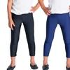 3-Pack Girls' Full-Length Seamless Leggings
