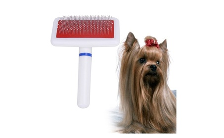 Dog Needle Comb Cat Gilling Brush Rake Clean Brush Grooming Pet Tool 83bea923-9f5d-4c95-8c30-2f3c0b4fc934