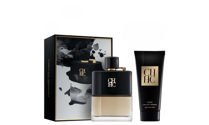 74d4d49e85 Up To 39% Off on Carolina Herrera CH Men Prive... | Groupon Goods