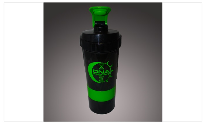 Three Compartment Professional Shaker Bottle - Blender