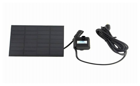 Solar Water Pump Power Panel Kit Fountain Pool Garden Watering ec48b126-bf06-494a-8d21-d37e171eb0e3