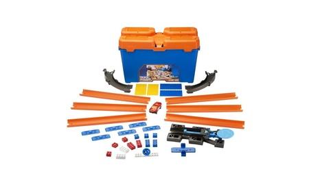 Mattel DWW95 Hot Wheels Track Builder Stunt Box 700215d2-3221-4f5f-877c-ad7ba2e5e665