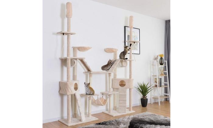 Off On Large Cat Tree Multi Level Ac
