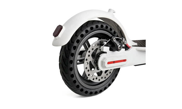 For Xiaomi Mijia M365 Electric Scooter 8.5/'/' Explosion-proof Tire Solid Wheels