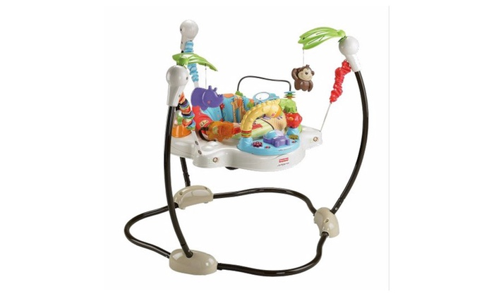 c6e97da49ba3 Fisher-Price Jumperoo - Luv U Zoo