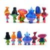 New Trolls Dolls Action Figures Toys 6pcs/set
