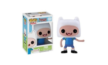 Funko Pop Adventure Time Finn #32 Vinyl Action Figure Collectible Toy 7ac4e99e-6b1f-41a6-9a37-70fe4b0071a7