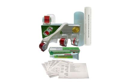 Youyaner 4 in 1 Microneedle Derma Roller Kit Numb Cream 7f788658-fc0b-46ff-b5a1-912cea640c21