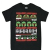 Disney Star Wars Epic Ugly Sweater Christmas Edition Men's T-Shirt