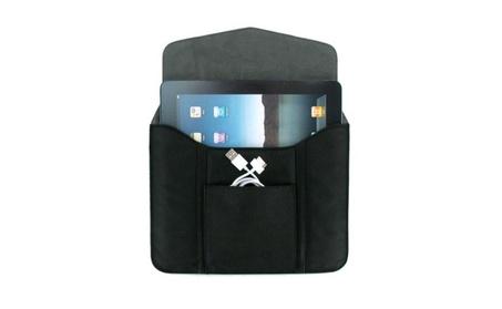 Verizon Universal Tablet Sleeve With Pouch For Ipad, Ipad 2, Ipad 3, I d268a82f-685f-431b-85b6-3ffc89668b32