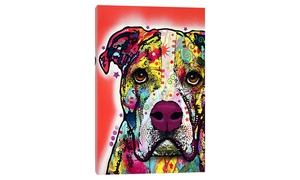 Dean Russo - Large Dogs Gallery-Wrapped Canvas Prints by iCanvas