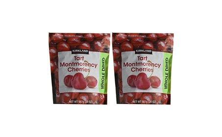 Kirkland Signature Whole Dried Tart Montmorency Cherries: 2 Bags 375501b6-1bfb-4db4-b1d9-9bd76bbb3810