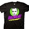 Big Bang Theory Sheldon Bazinga Men T-Shirt