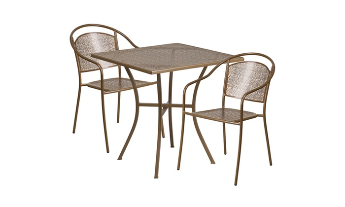 Bistro Cafe Table And Chairs Macy S