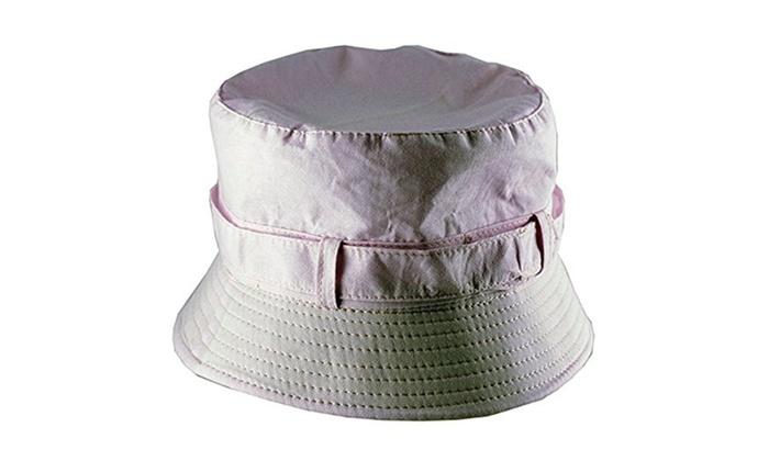 Pr!Kinder Outdoors Activities Cotton Small Bucket Sun Hat