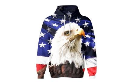 Unisex 3d Digital Print New Fashion Hoodie Sweatshirt d36dbb7d-f21f-4793-9da6-65486651df3e