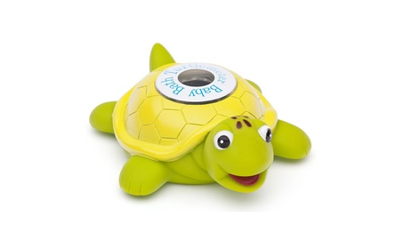 Ozeri TM01 Baby Bath Floating Turtle Toy and Tub Thermometer 7ca6f0a8-1a3a-469a-b652-3059de2039b7
