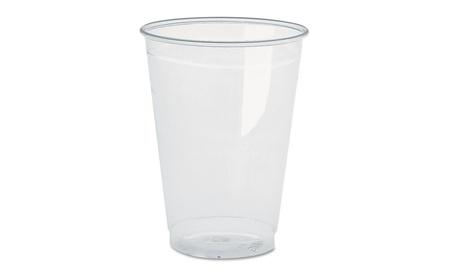 Boardwalk PCTYP160C 16 oz Plastic PETE Cups, Clear - 700 Per Carton 61195bca-965b-4c35-8d17-9324bbab37f2