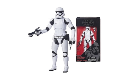 "Star Wars Black Series First Order Stormtrooper Action Figure 6"" Toy 8668ebf6-5323-4bd7-80ce-fb4fdae1aa28"