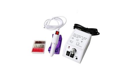 New Manicure Pedicure Electric Drill File Nail Art Pen Machine Kit Set feaa78c5-862a-48fb-8545-09e9c4f9ca97