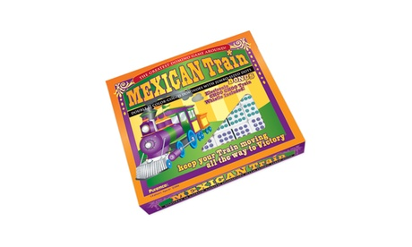 Mexican Train Double 12 Color Dot Dominoes - Professional Size 56c010aa-e48a-4c61-b76d-c34750080a1a