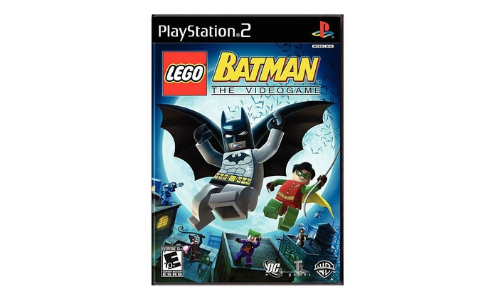 LEGO Batman for PS2, PS3, PC, Xbox 360, or Nintendo Wii | Groupon