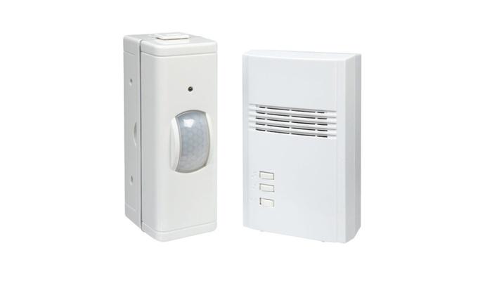 Iq America Ce-6880 Wireless Commercial Entrance Alert, 120 Volt