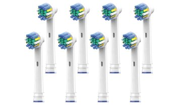 Replacement Brush Heads for Braun Oral-B Electric Toothbrushes (8, 12 or 20pk)