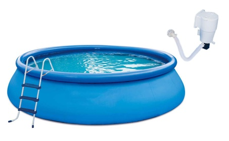 Swimming Pool 3,754 Gallon Capacity To Swim With Friends And Family 9d65580e-34a5-4403-ba5d-abe9f868aa11