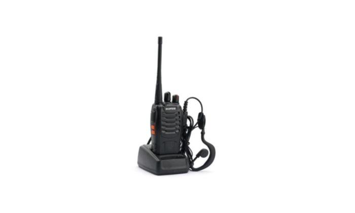 2-way Ham Radio 5 Pack BaoFeng BF-888S Portable Handheld