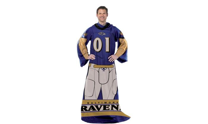 NFL 024 Ravens Uniform Comfy