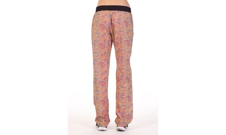 Multicolored Zig Stretch Yoga Pants 4af0fb34-d004-4396-8443-2ef3501d7a9d