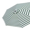 10' Umbrella Cover Top 8 Rib Deck Canopy Garden Outdoor Patio Beach