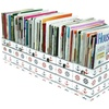 Evelots 6 Magazine/File Holders Home Office Organizers,Assorted Styles