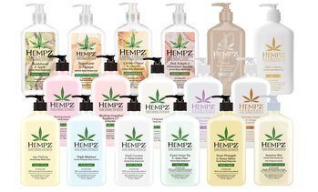 Hempz Herbal Body Moisturizer 17oz