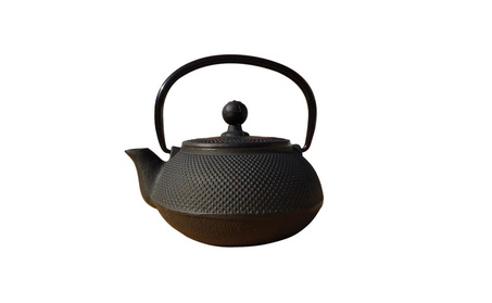 Old Dutch Cast Iron Sapporo Teapot, 20-Ounce, Black photo