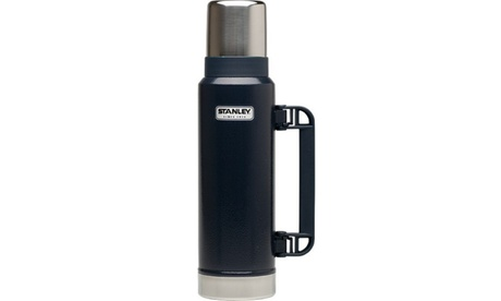 Stanley Classic 1.4 Quart Hammertone Navy Vacuum Bottle e88f6d30-1b93-4201-9c54-268f0499b9dd