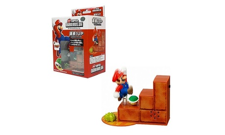 Maruka New Super Mario Bros. Wii 1 Up Action Sound Figure 04f67dc0-f717-47d2-b460-a4bb133b3bc1