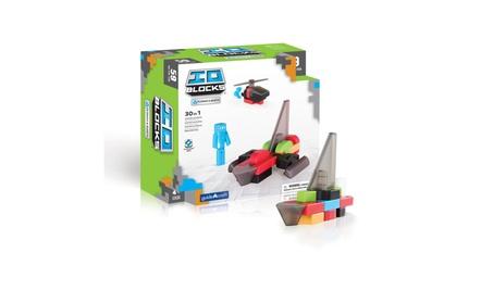 Guidecraft Kids Play IO Blocks Vehicles Set d9e9d772-0180-4168-80f4-044d64019729