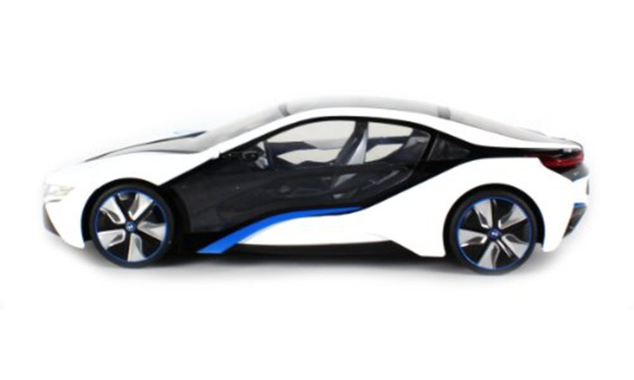 Rastar Bmw I8 Concept 1 14 Rtr Electric Rc Car By Velocity Toys