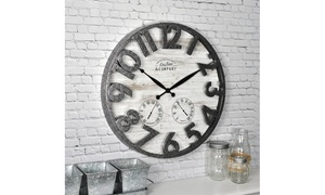 FirsTime & Co. Outdoor Wall Clocks