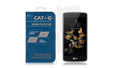 LG K8 / Escape 3 Tempered Glass Screen Protector 0.33mm Arcing 200f8fbd-9699-4384-8aea-793b0127b013