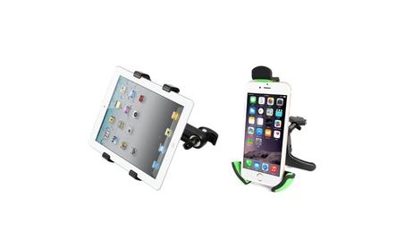 Universal air vent mount for smartphones & headrest mount for tablets 02da9bf5-9580-45f5-8dbb-7c0f93581e7c