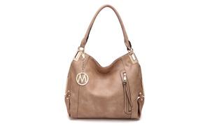 MKF Collection Aisha Handbag by Mia K. Farrow