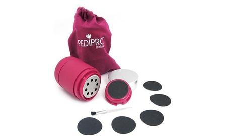 Portable Electronic Pedicure Foot Care Tool Cutin Remover Callus fd86072b-cf19-48ad-92b7-da1e537a05c9