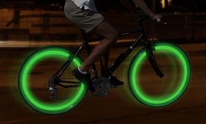 LED Bike Wheel Lights (4-Pack)